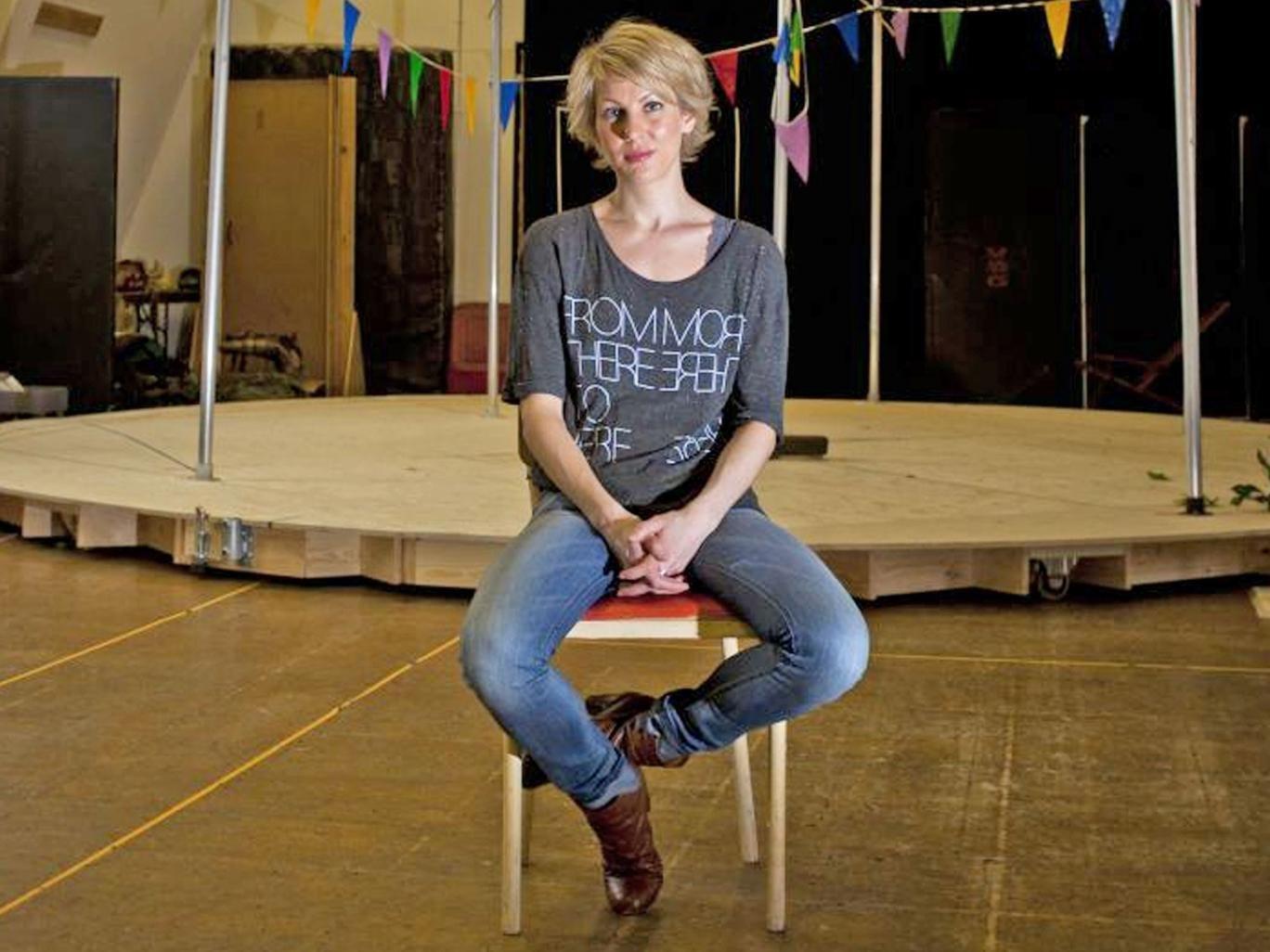 Gender studies: director Maria Aberg
