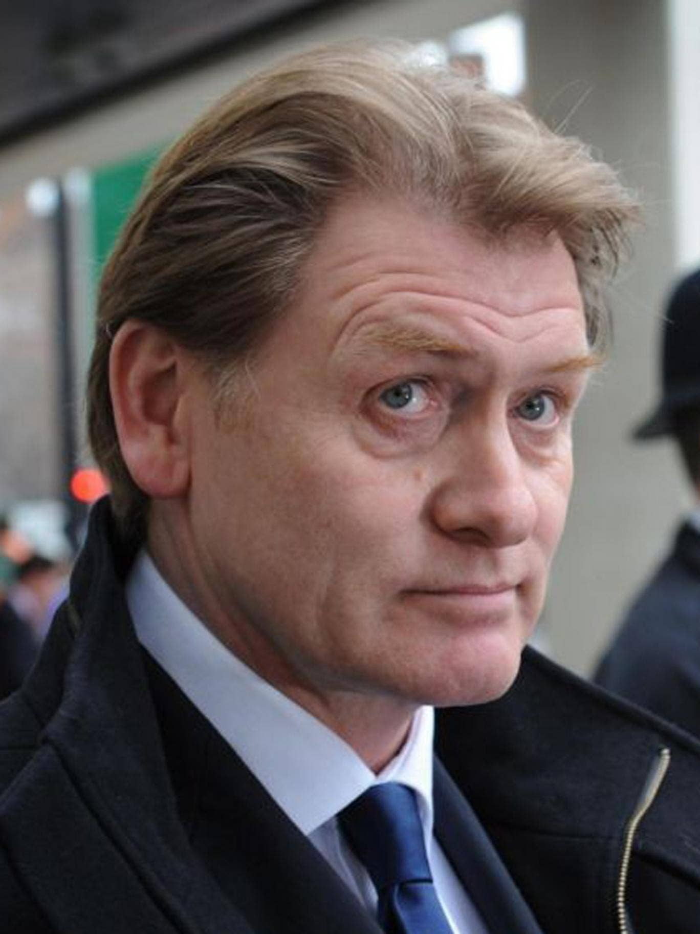 Eric Joyce was arrested at the House of Commons on 14 March