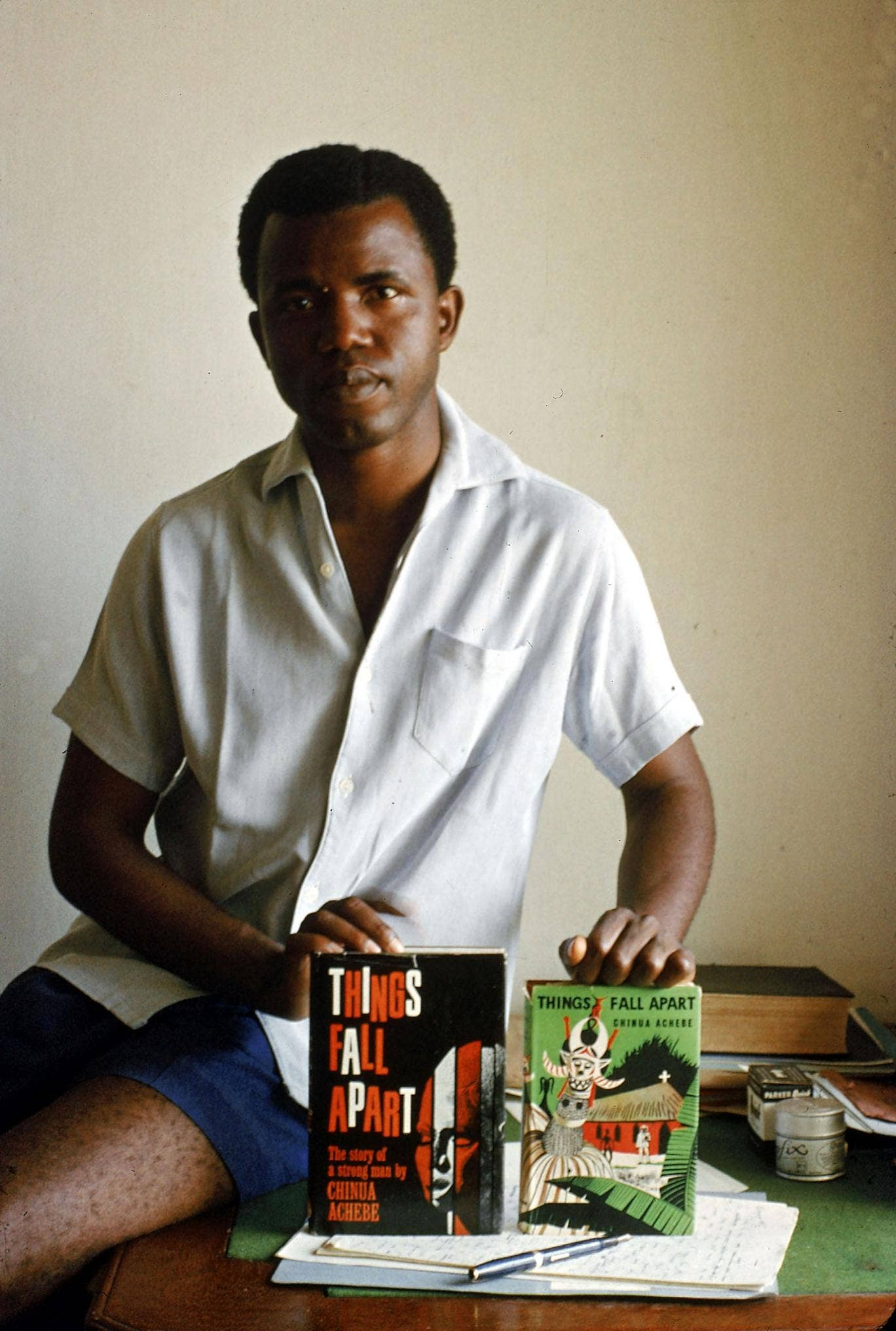 Pioneer: the young Chinua Achebe