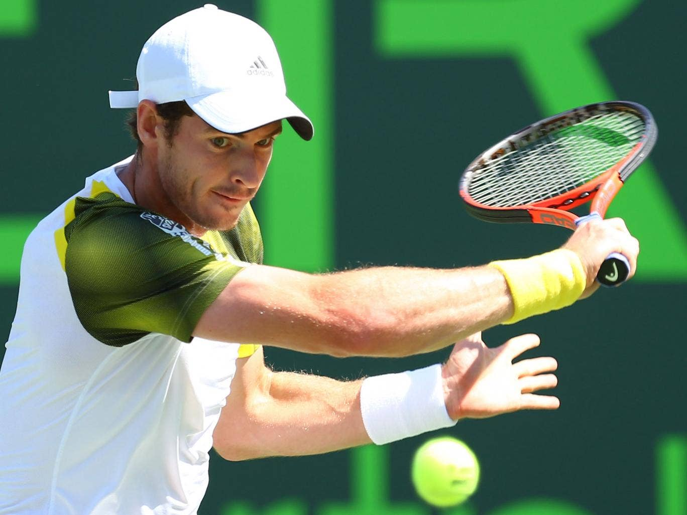 Andy Murray beat Marin Cilic in just under two hours