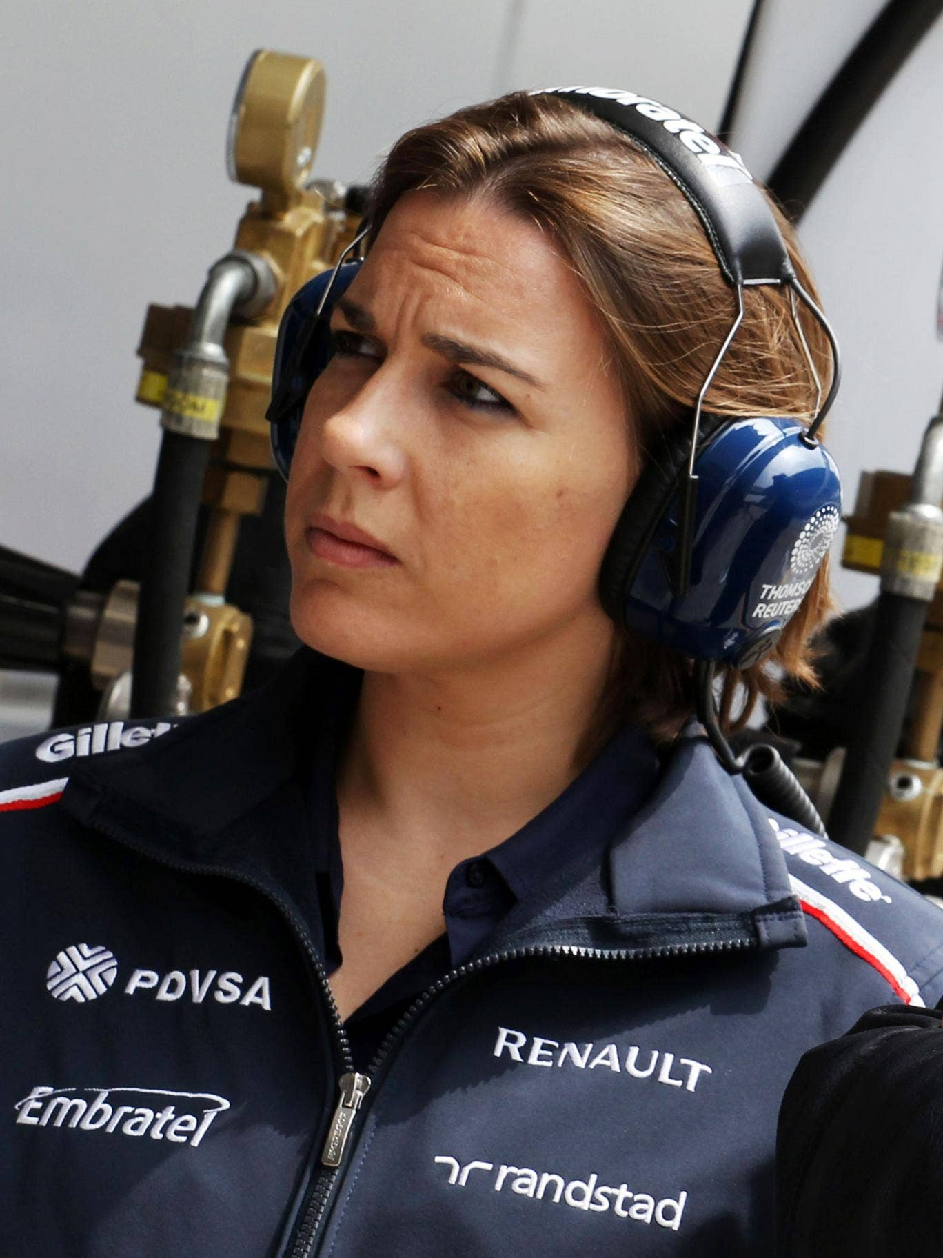 Claire Williams is expected to succeed her father Frank
