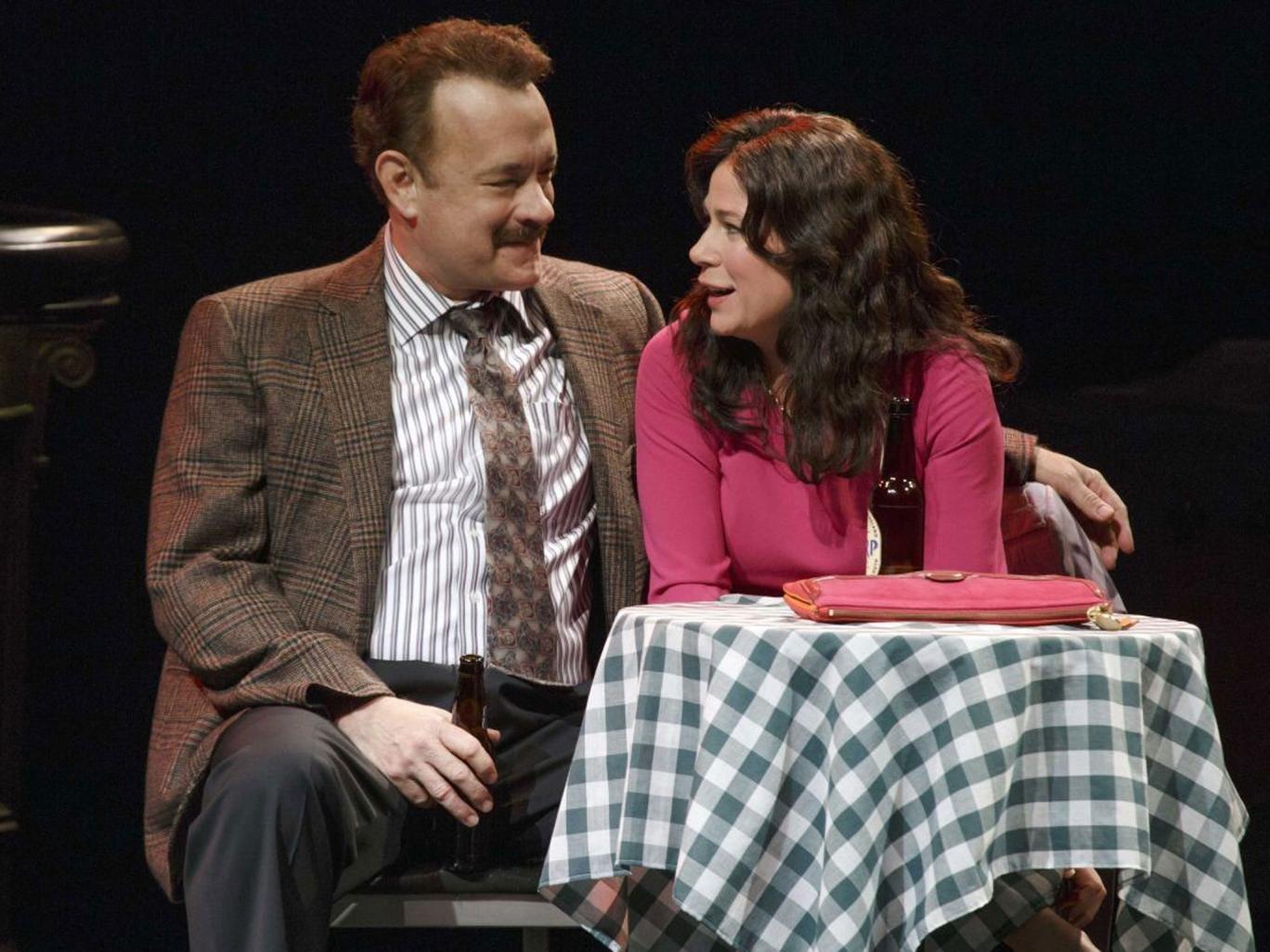 Tom Hanks in 'Lucky Guy'