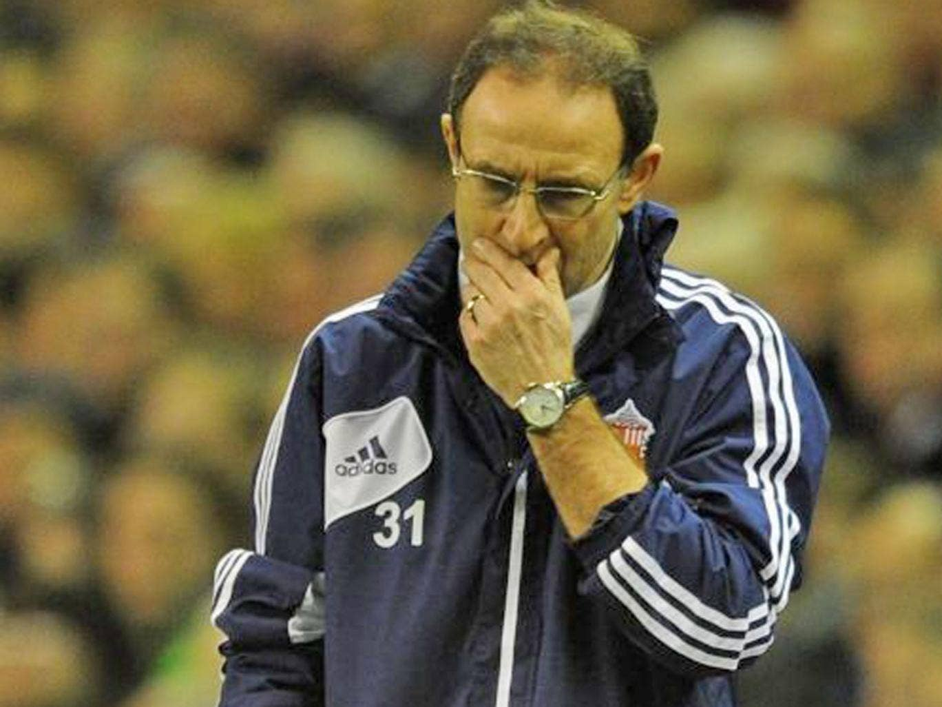 'Martin O'Neill was everything you wanted in a manager'