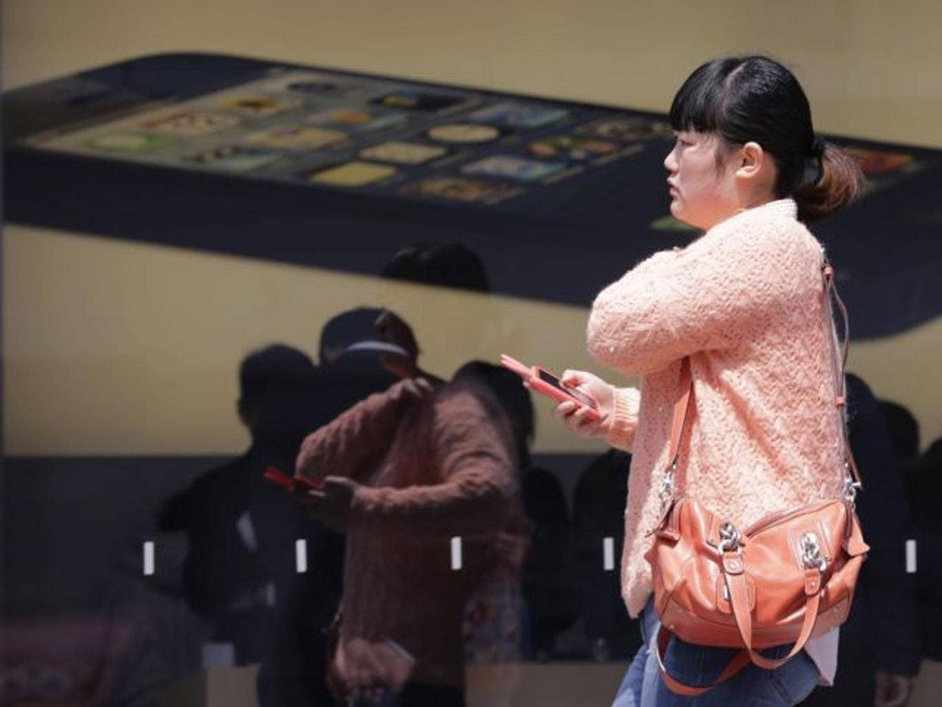 Chinese consumers revere Apple and its products