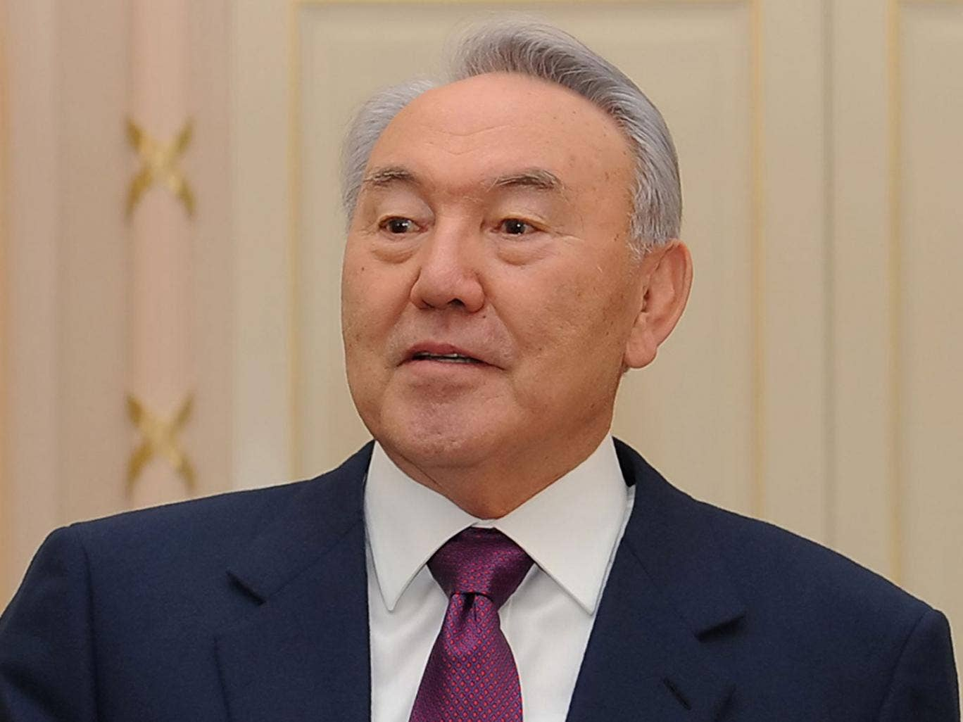 Nursultan Nazarbayev, aged 72, has been President of Kazakhstan since the break-up of the USSR in 1991