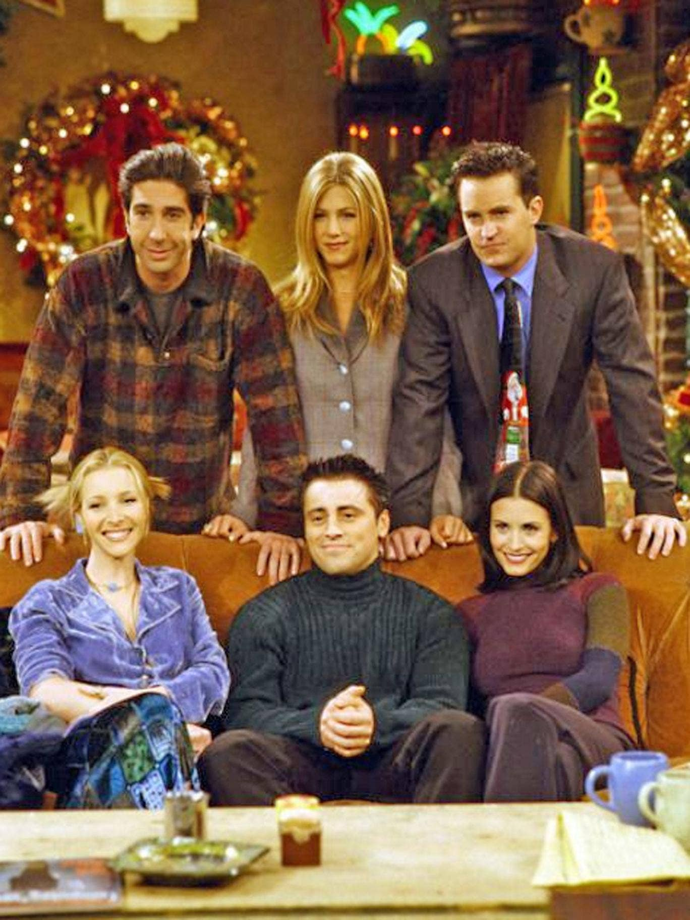 Friends is approaching its 20th anniversary and its popularity continues to grow