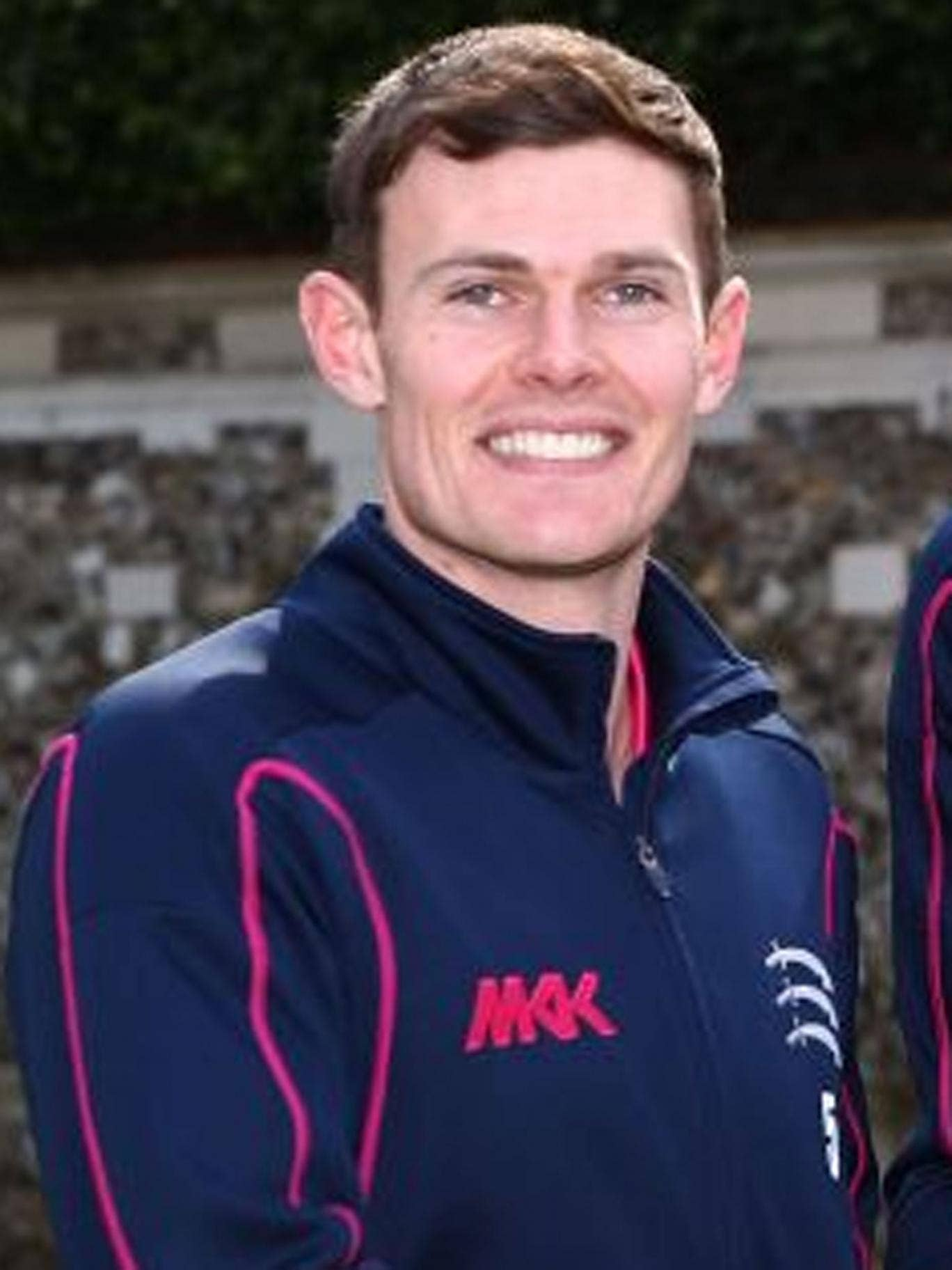 James Harris is in England's Champions Trophy squad