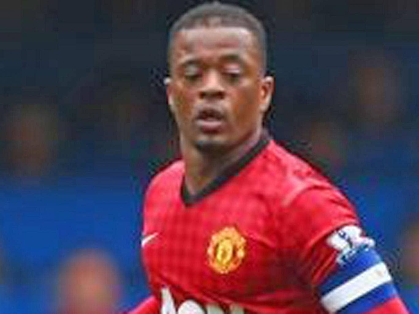 PATRICE EVRA: Defended well in his own penalty area and stuck well to the tireless running of James Milner on his side