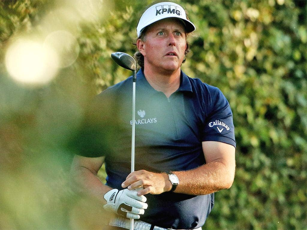 Phil Mickelson says 'Phrankenwood' will make a difference