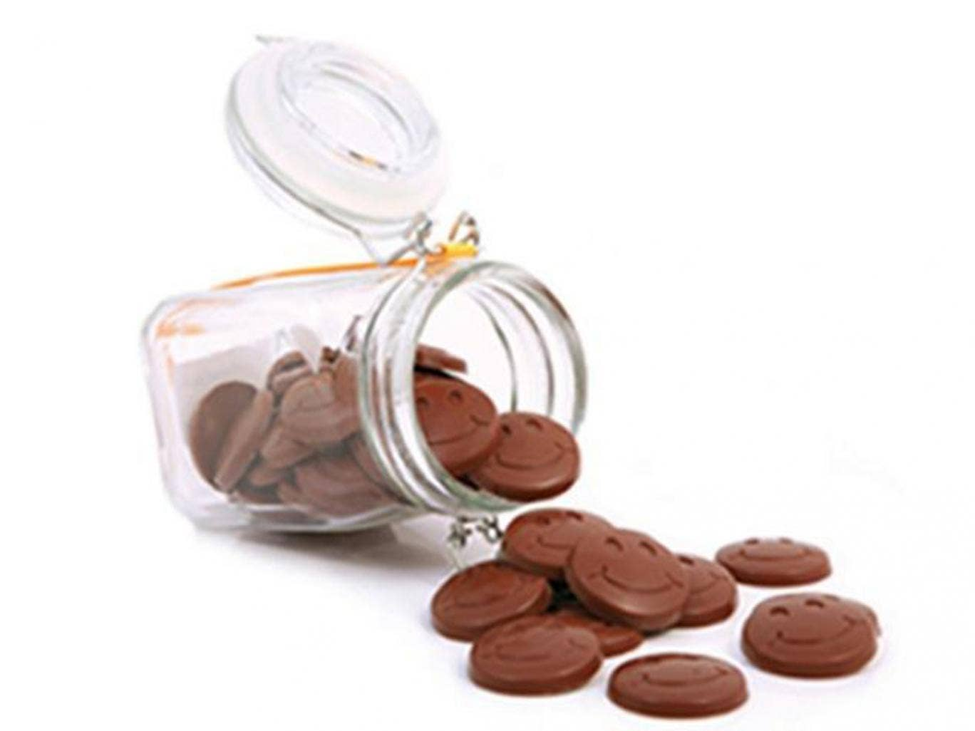 Thorntons has recalled its three varieties of its 'Smiles' jars after loose pieces of glass were found amongst the chocolate contents