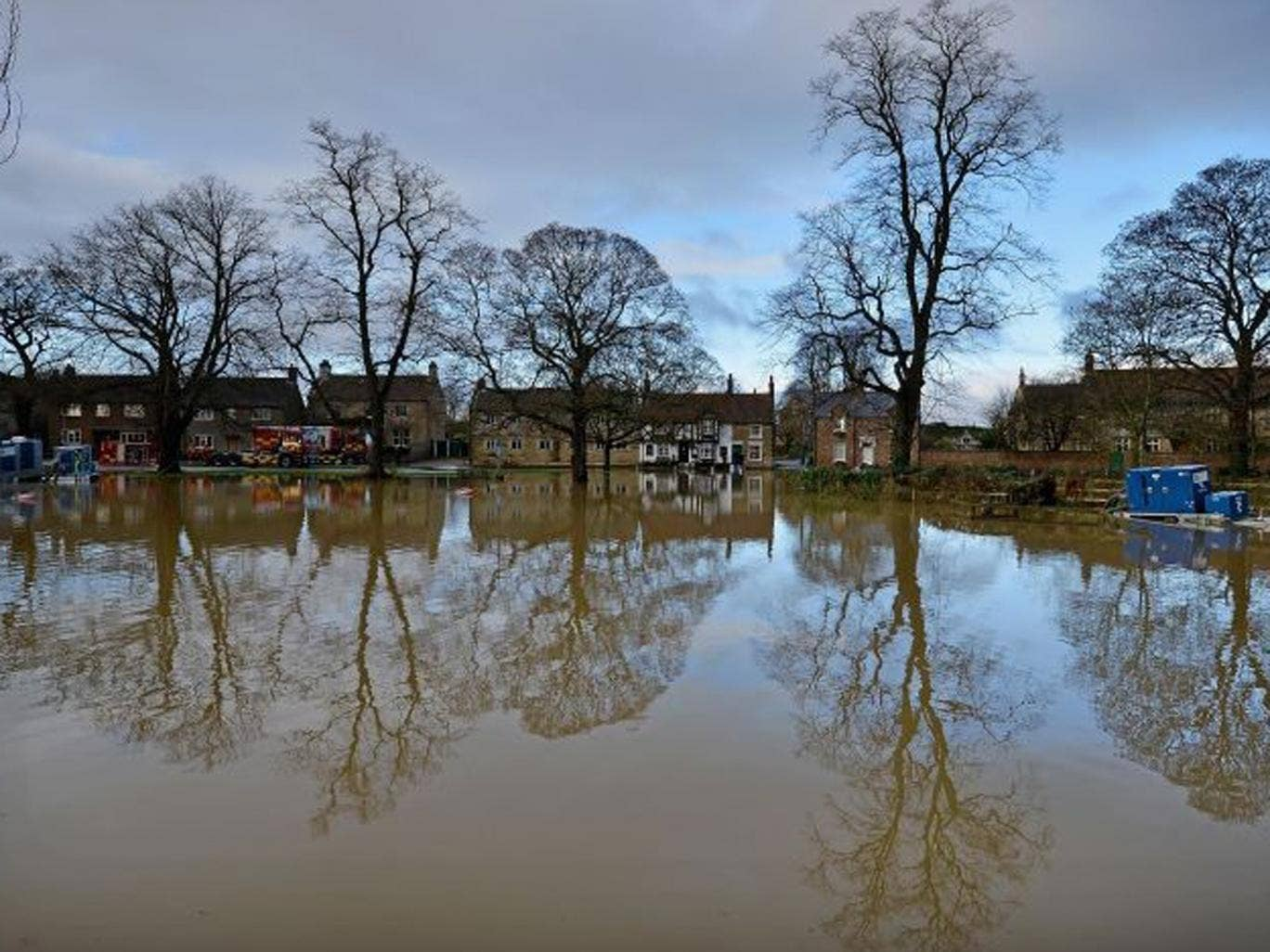 If you live where flooding is possible, it is important your insurer will pay for alternative accommodation