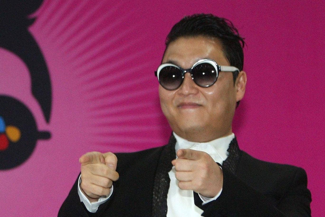 Psy's long-awaited follow-up to Gangnam Style, Gentleman, was released earlier this week