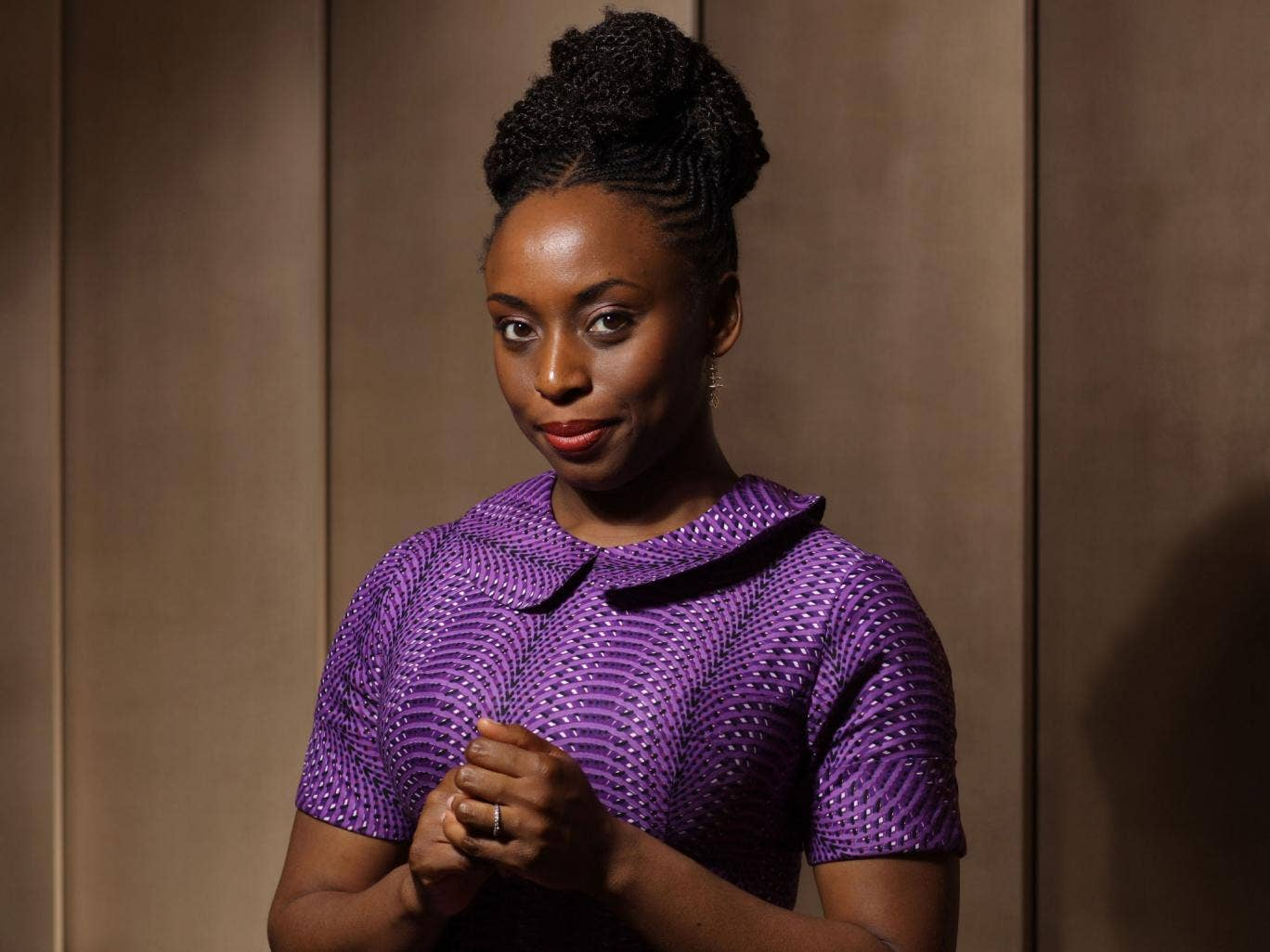 Chimamanda Adichie: 'In Nigeria, I never thought of myself as black, because I didn't need to.'
