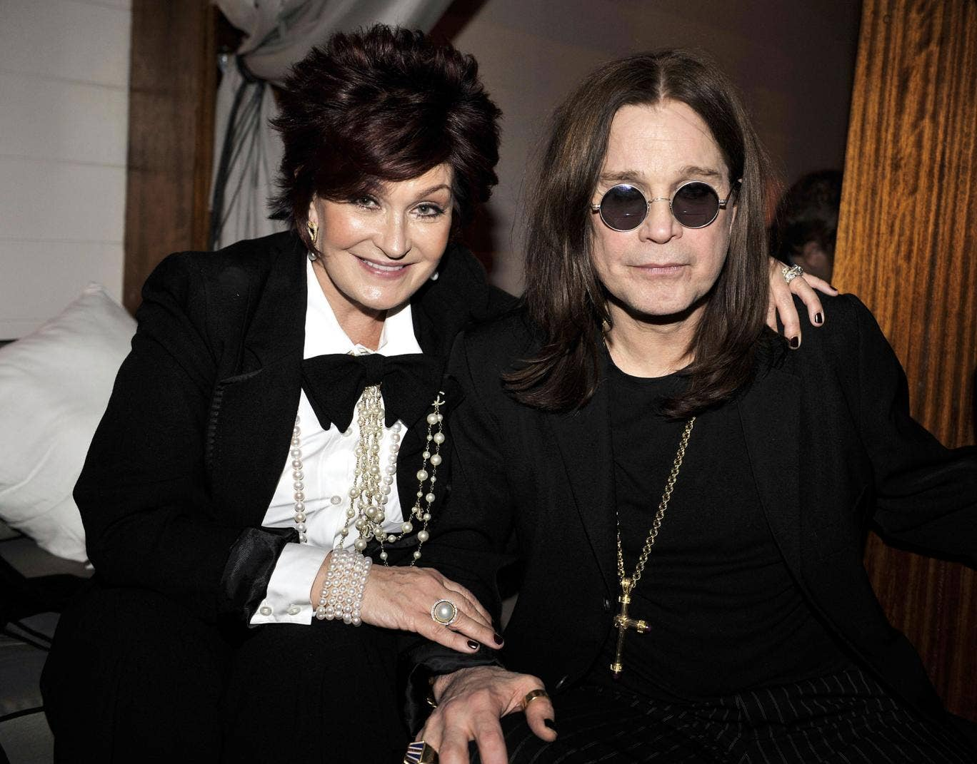 Ozzy confirms he and Sharon have not split up