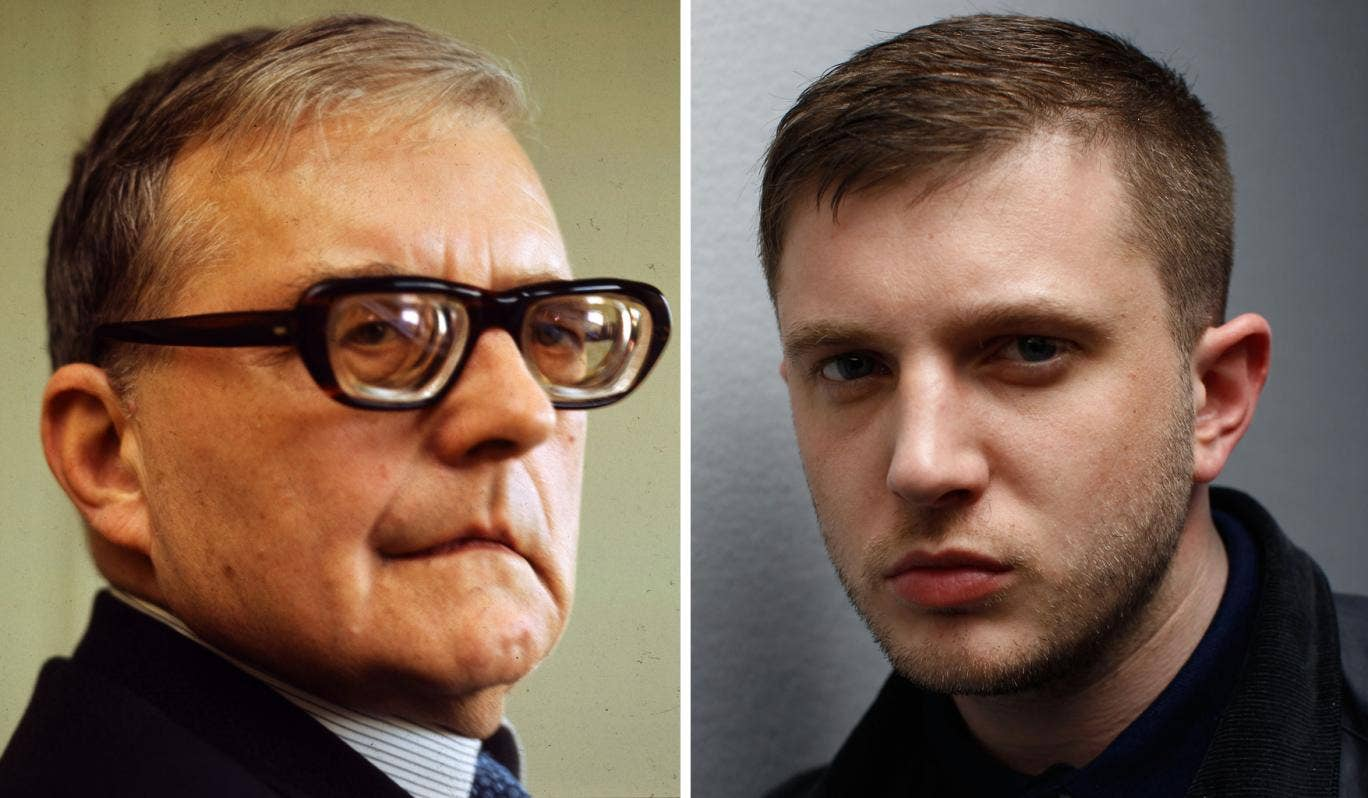 Dmitri Shostakovich has been nominated for an Ivor Novello award after his work was sampled on Plan B's Ill Manors