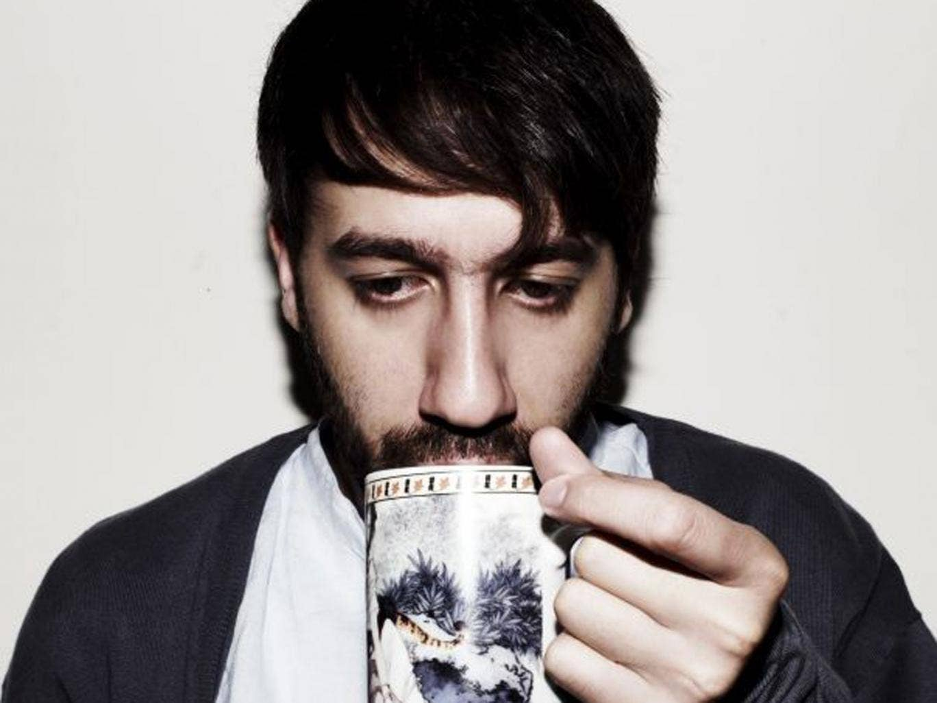 Berlin-based (naturally) UK producer Gold Panda
