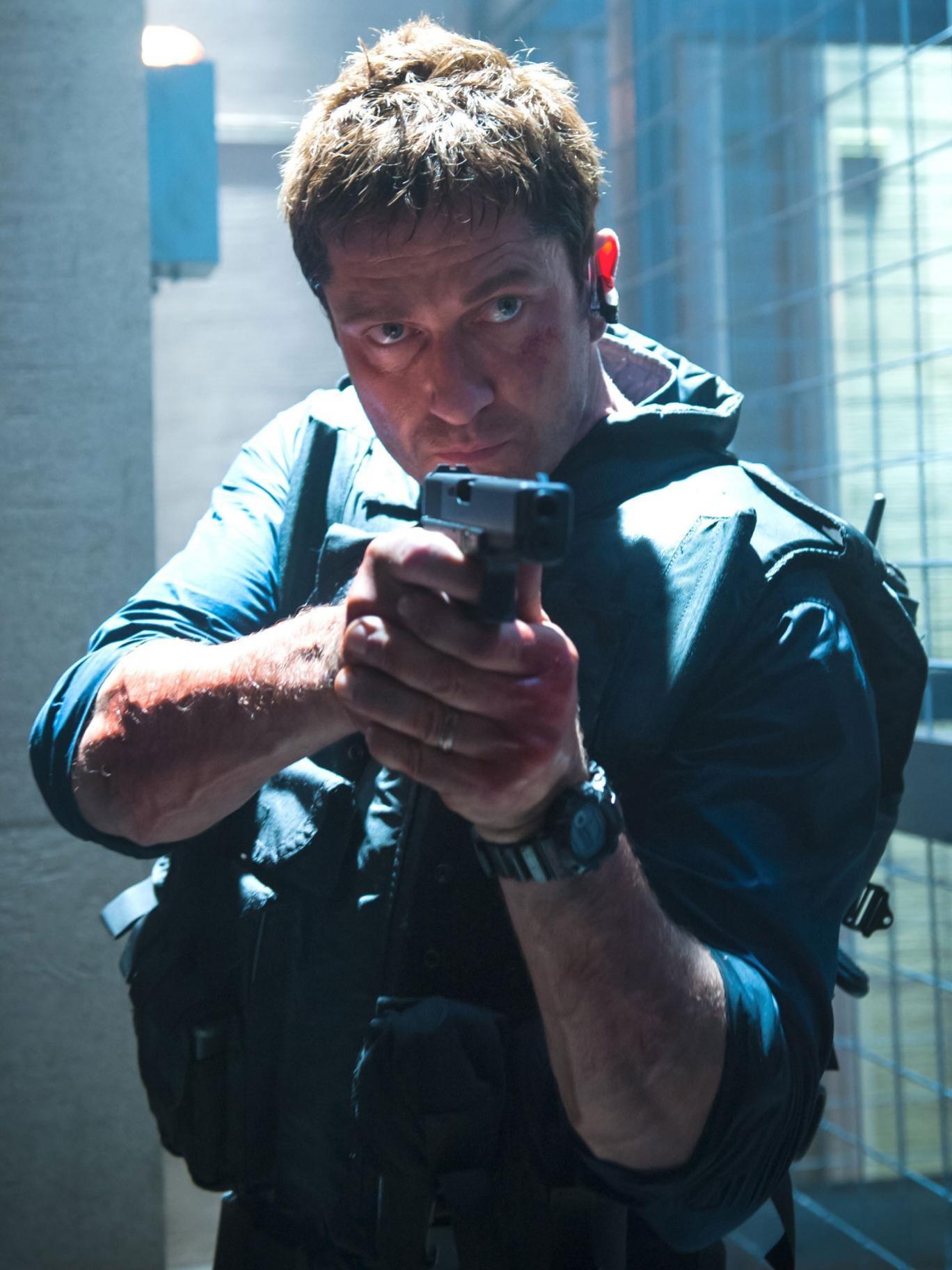 Patriot lame: Gerard Butler misfires in 'Olympus Has Fallen'