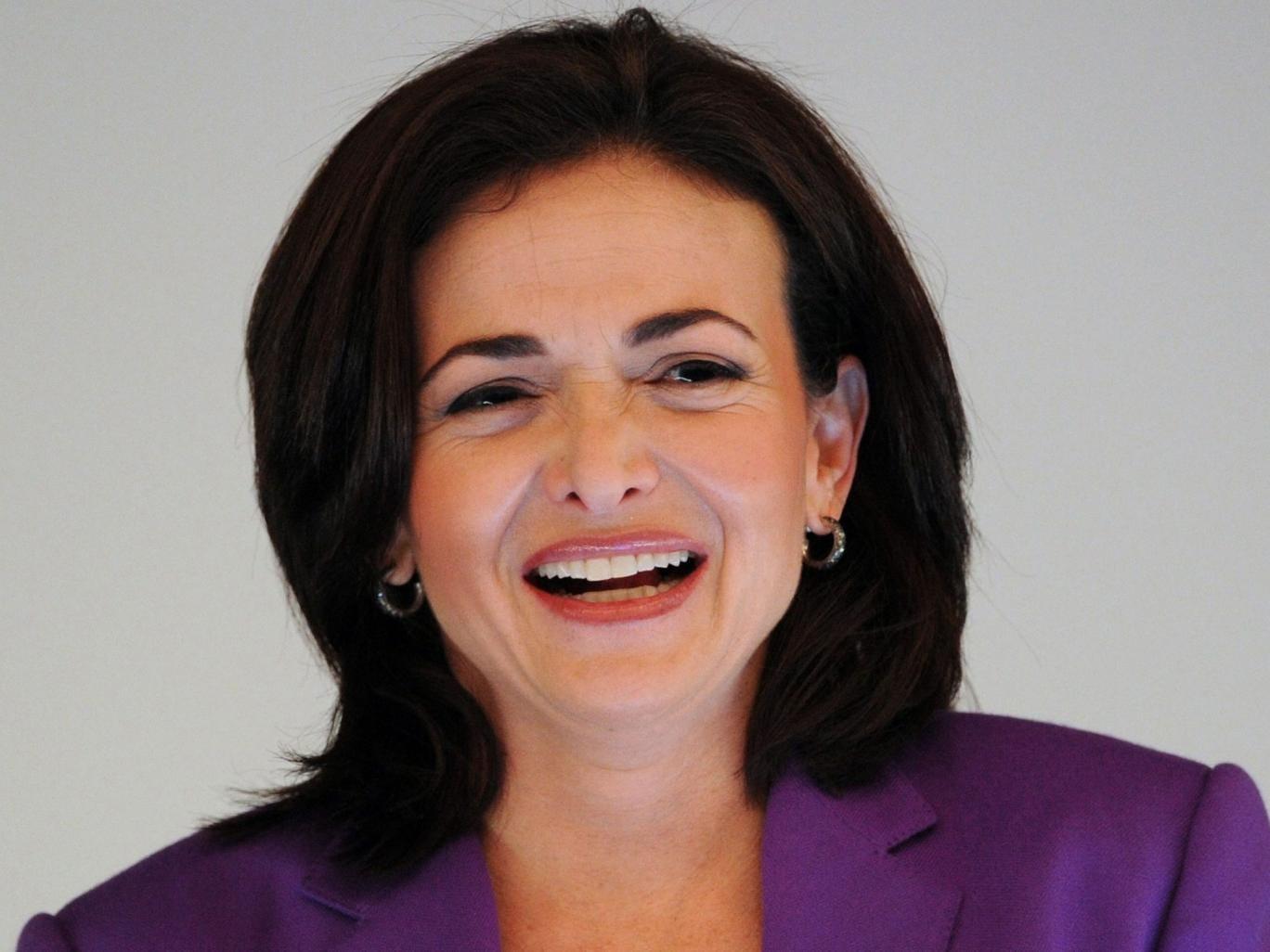 Sheryl Sandberg, Facebook COO,