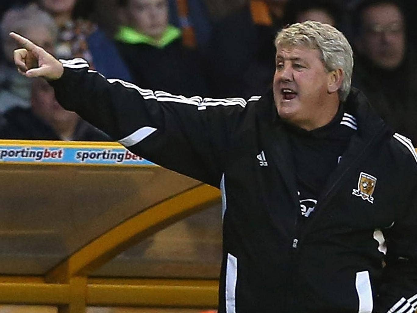 Steve Bruce has mixed man-management and sports science to take Hull to the brink of promotion