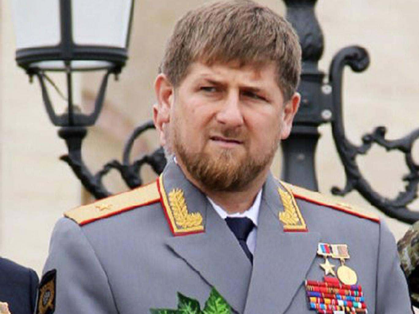 Ramzan Kadyrov says the 'root of the evil' should be sought in America
