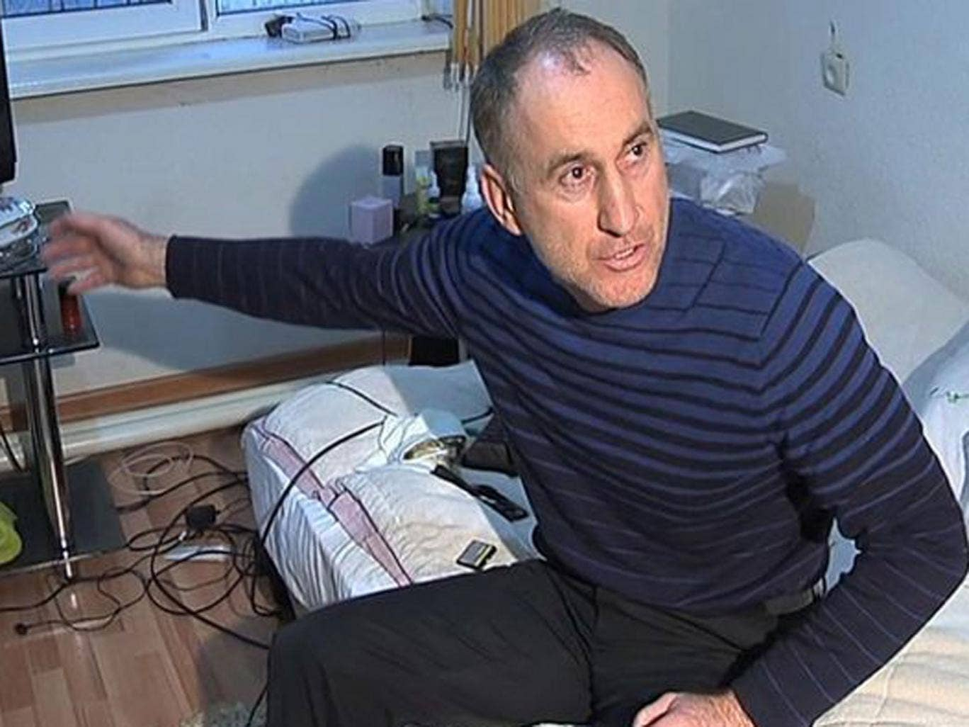Anzor Tsarnaev, father of the suspected Boston Marathon bombers, insists his boys have been set up