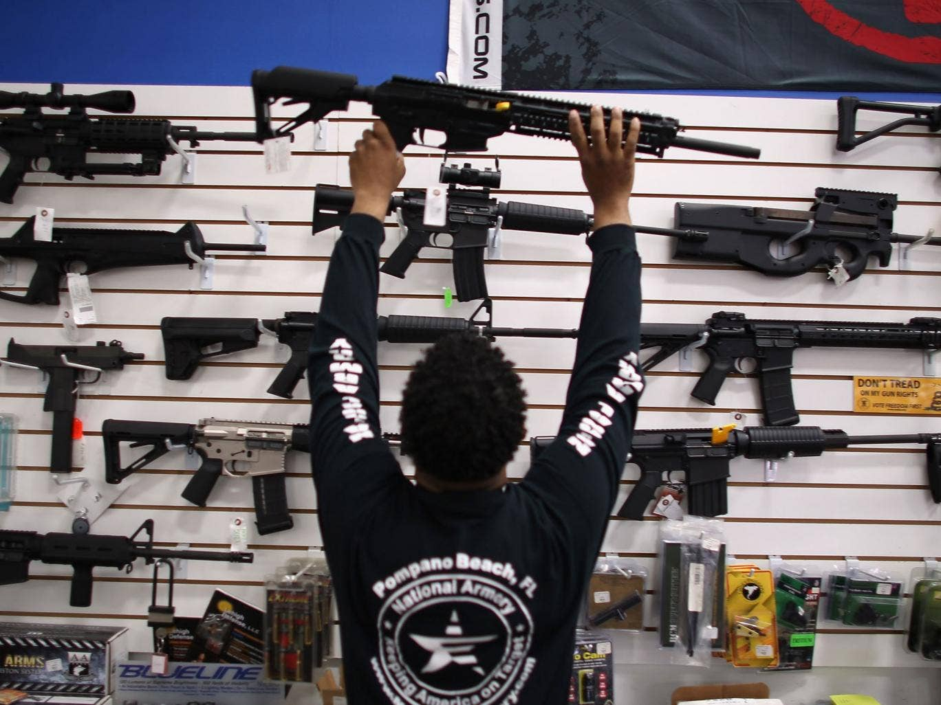 Senate failed to tighten gun laws, but conservatives have not got it all their own way