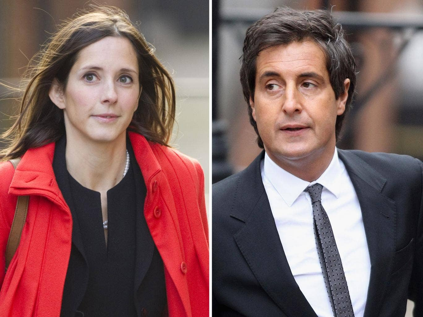 Carine Patry Hoskins and David Sherborne are accused of 'undermining the integrity of the inquiry'