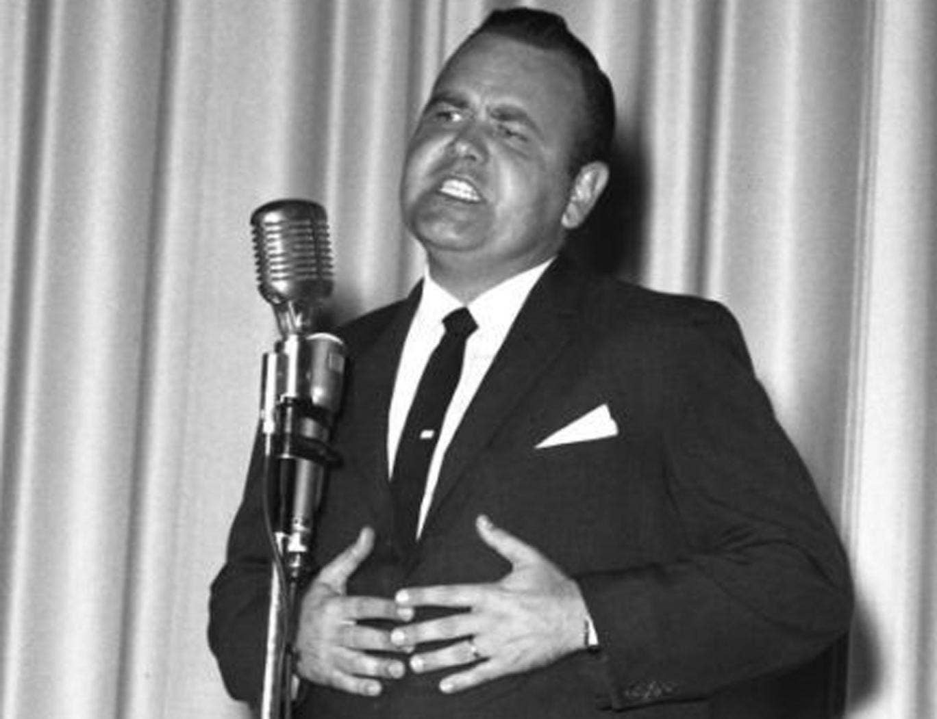 Jonathan Winters: Comedian who inspired Carrey and Williams