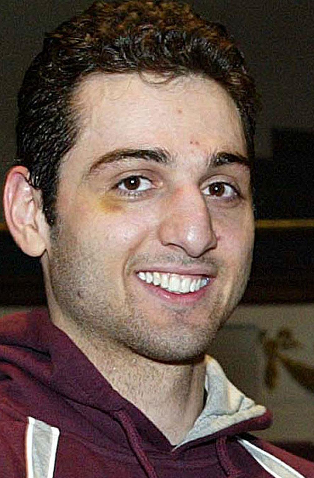 Tamerlan Tsarnaev a suspect in the Boston Marathon bombing