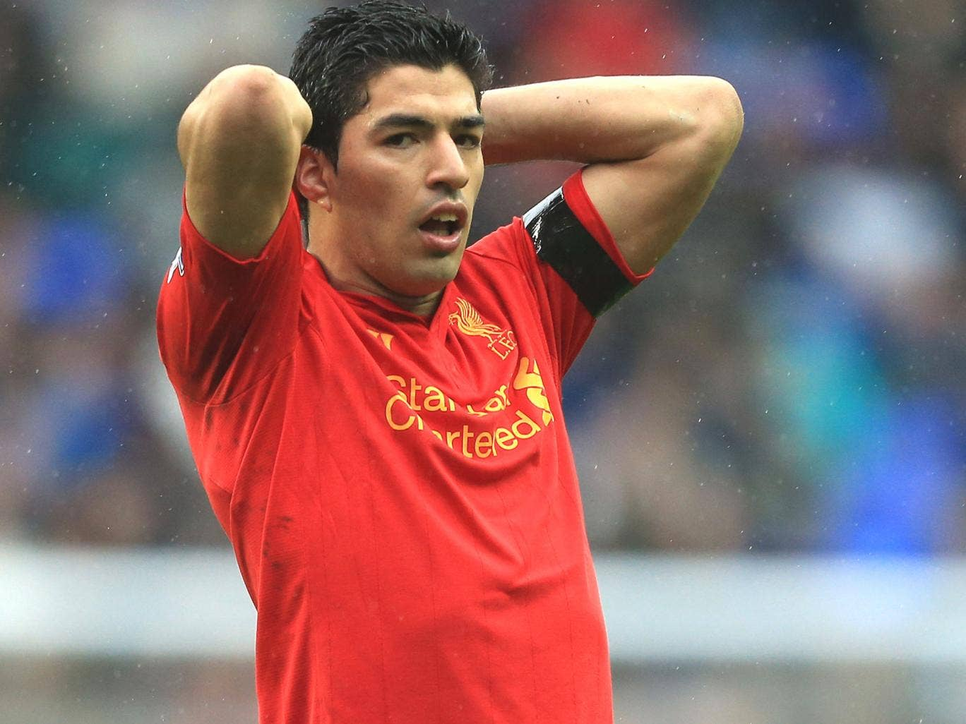 Luis Suarez has already been judged before any hearing