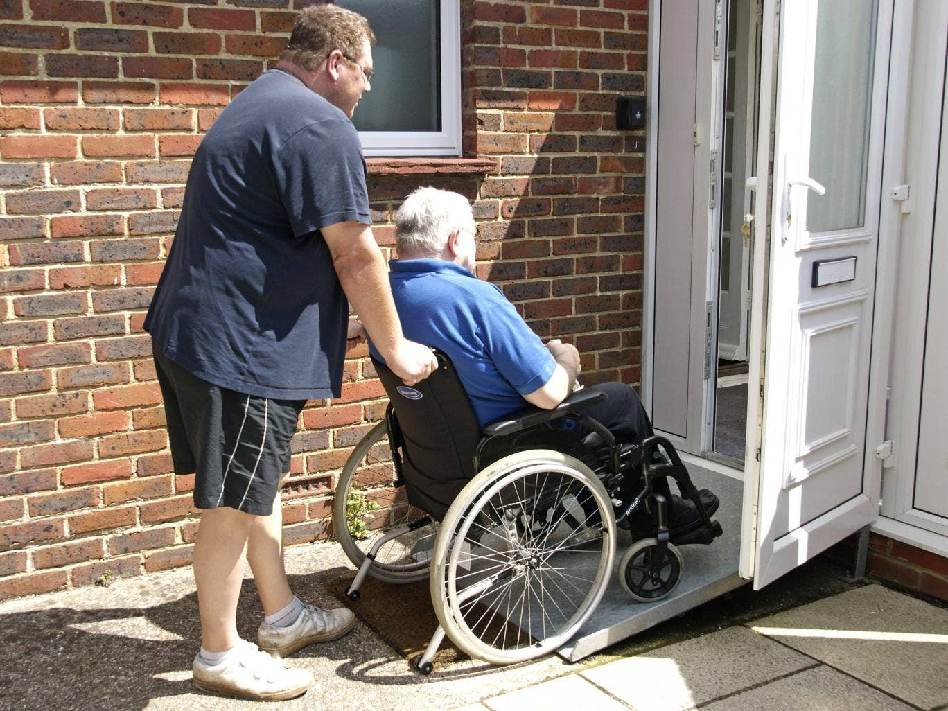 264,000 disabled people in social housing will lose in total over £6,300 each by 2017.