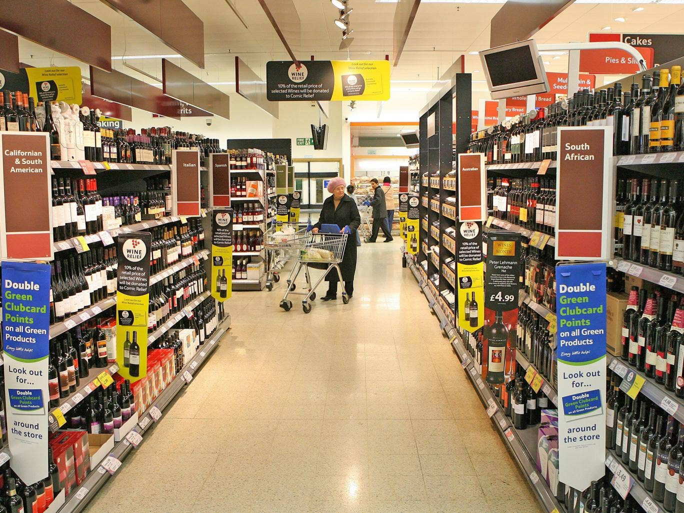 Regulation setting a minimum price for alcohol  is set to be dropped