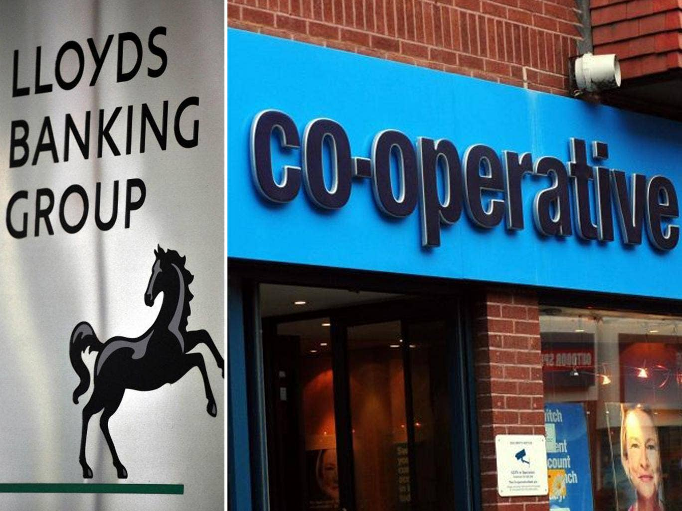 The Co-op said the deal to buy over 600 Lloyds branches was not in its members' best interests