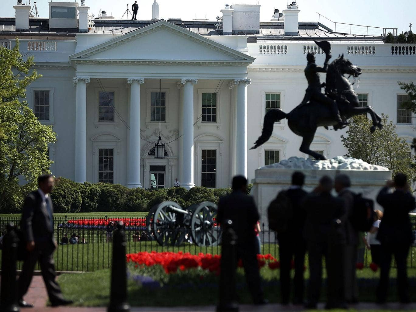 Hackers compromised Twitter accounts of The Associated Press yesterday, sending out a false tweet about an attack at the White House