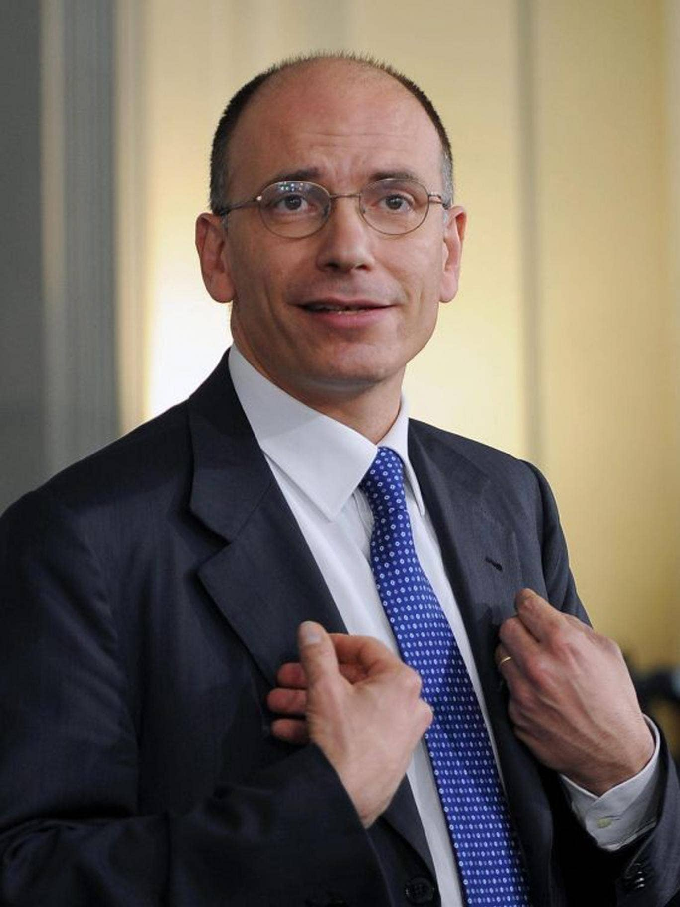 Enrico Letta, the former deputy leader of the centre-left Democratic party, is to form new government in Italy