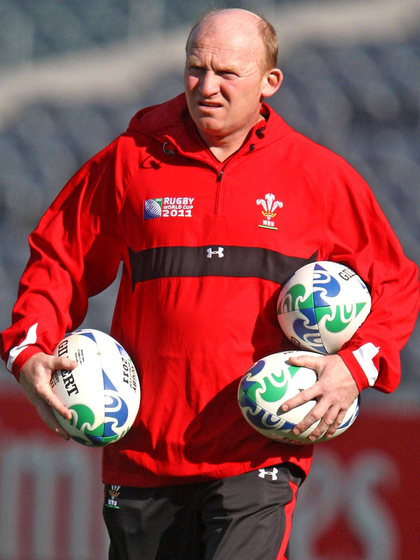 Neil Jenkins' appointment adds to the Welsh influence in the Lions party for this summer's tour