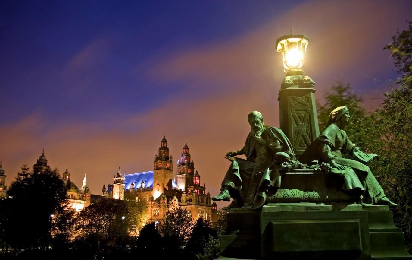 Never the twain shall meet? Glasgow, rival to the city of Edinburgh