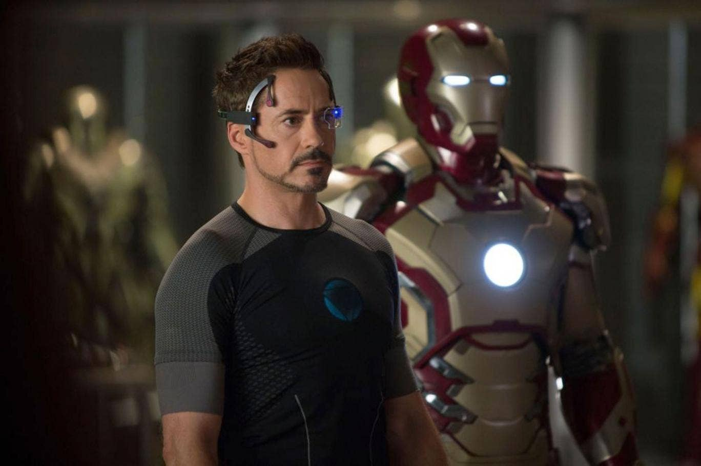 The Stark knight: Robert Downey Jr ups his game in Shane Black's spectacular and thrilling 'Iron Man 3'