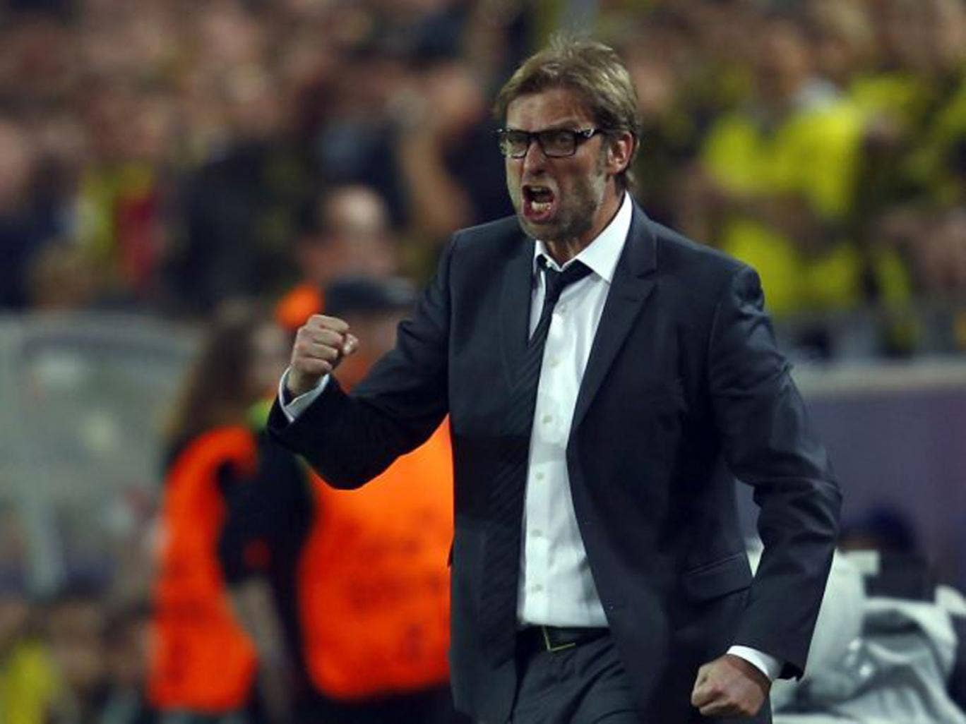Klopp's calm over Götze's loss  is more cause to laud Germans