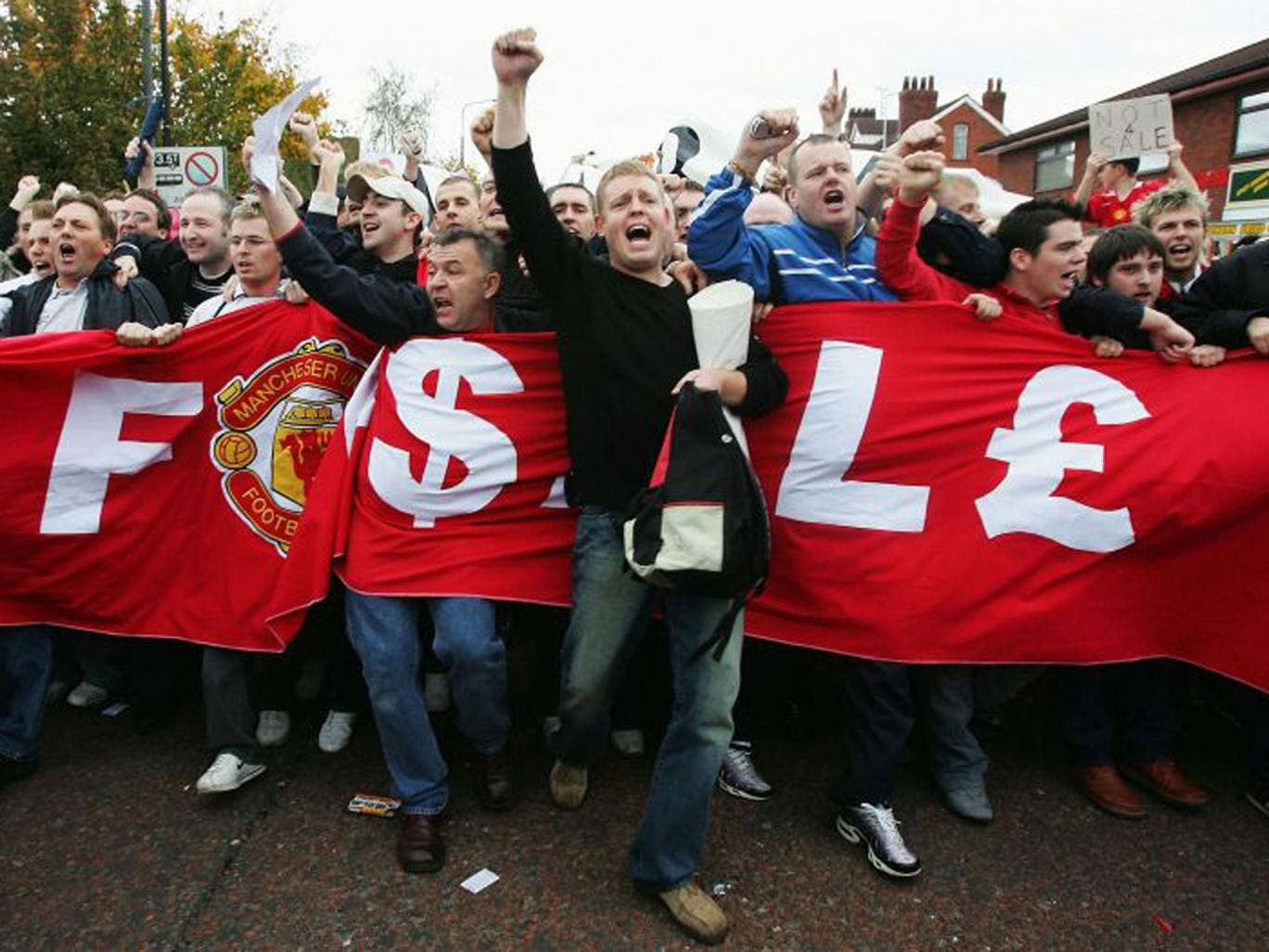 The architects of protest against the Glazer family have taken a new step to preserve the soul of Manchester United