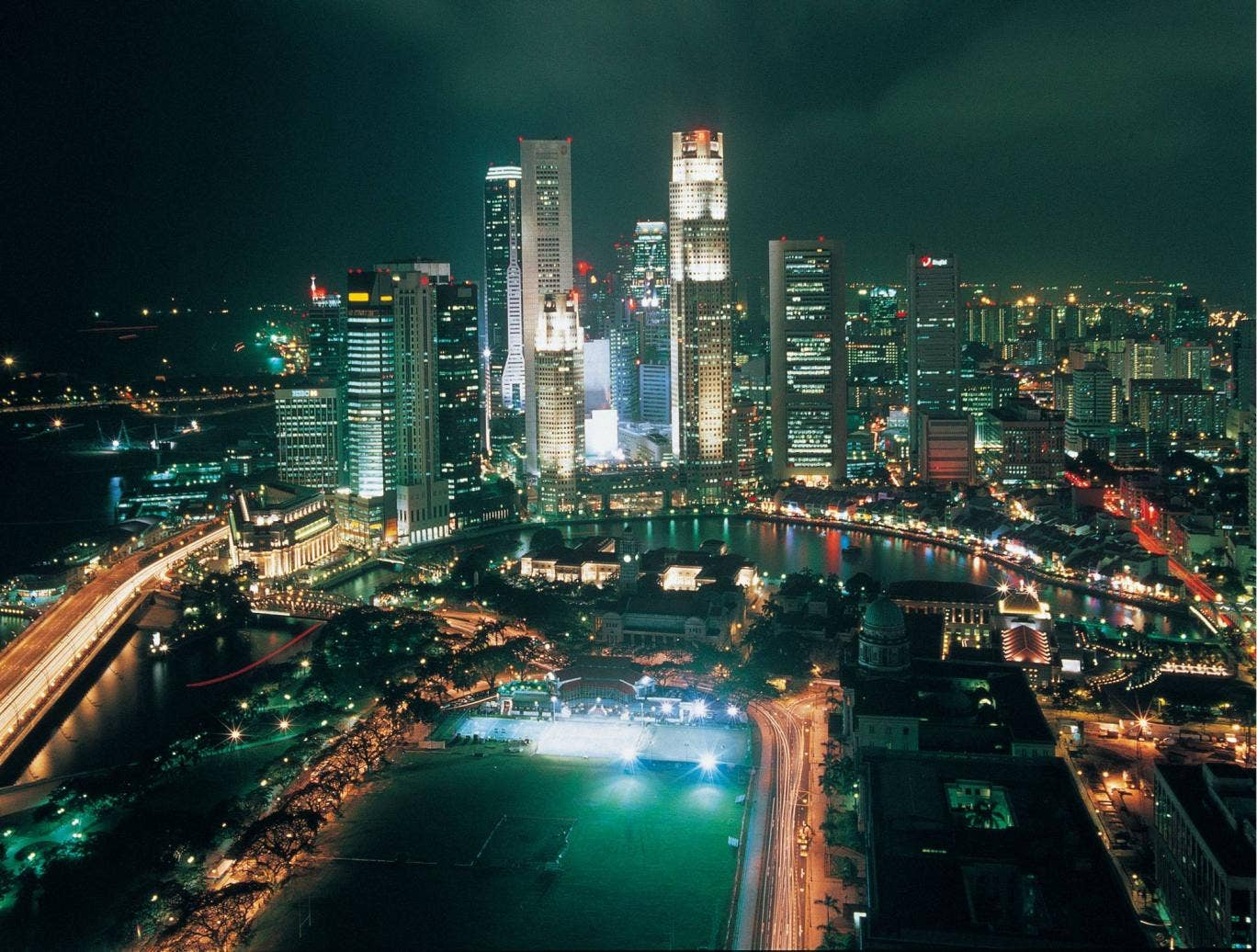 City limits: Singapore is an example of  top-down urban planning that actually worked