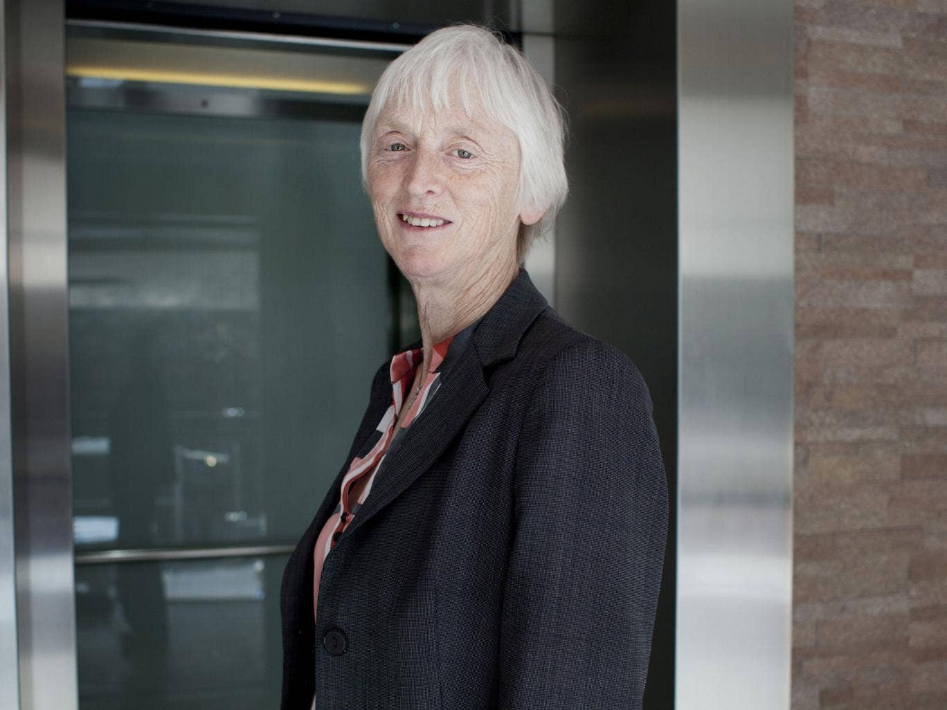 Golden year: Baroness Sue Campbell