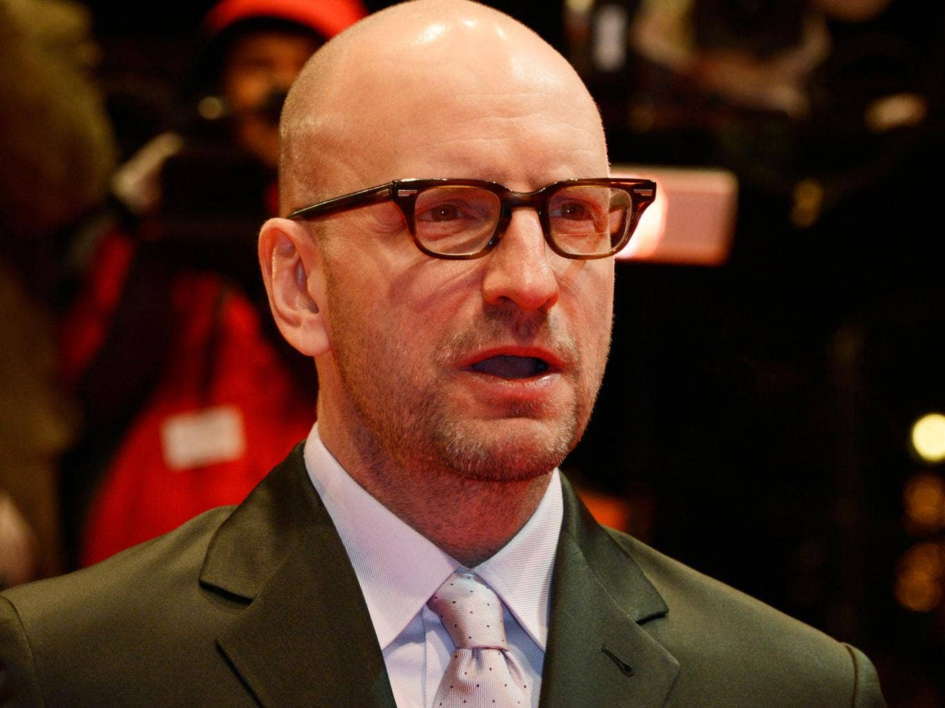 The filmmaker Steven Soderbergh appears to be writing a novella composed entirely of tweets