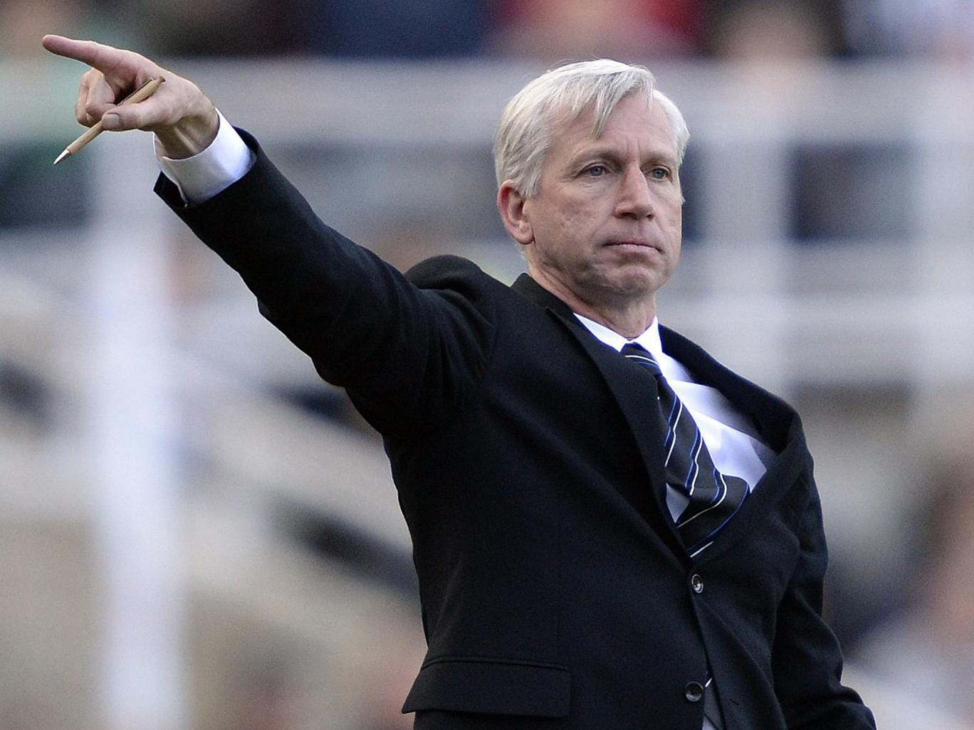 Alan Pardew Signed a new eight-year deal in September, when Newcastle were 10th