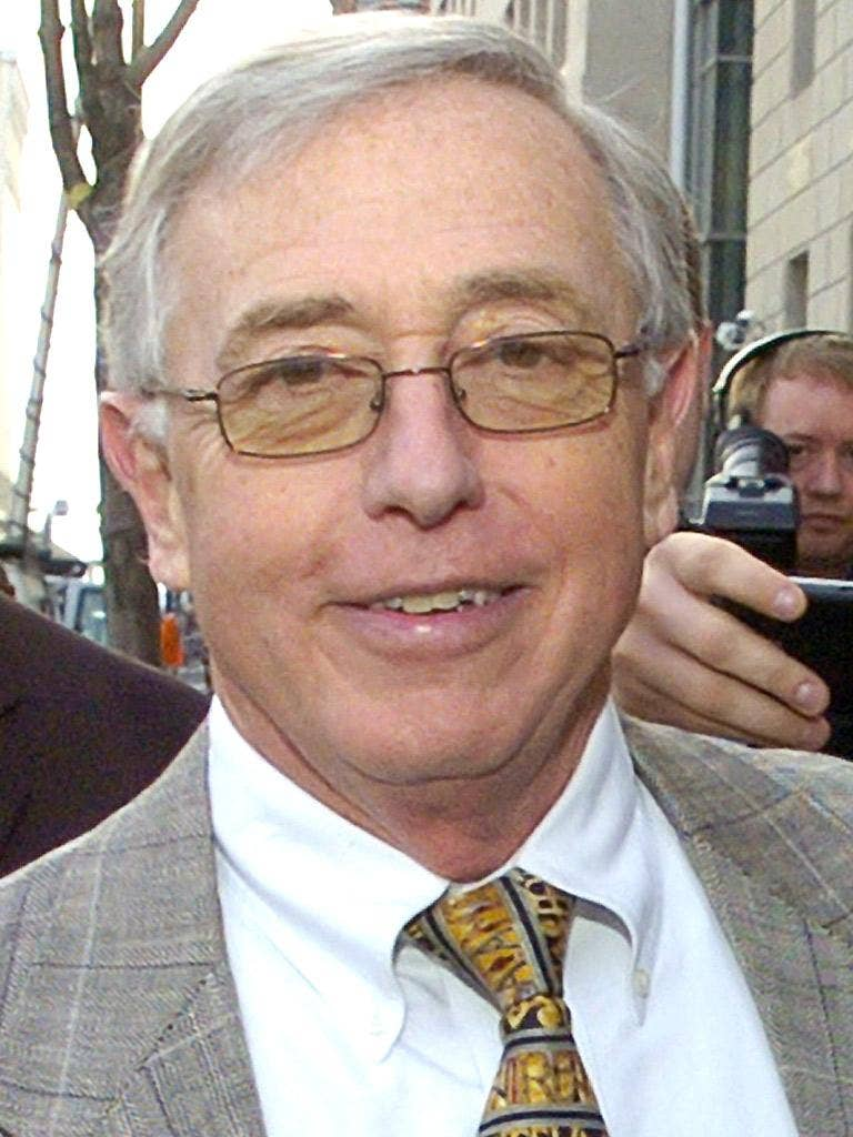 Mark Ciavarella was accused of taking $2m in bribes