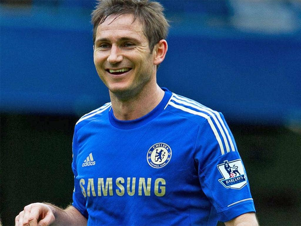Frank lampard will be offered terms similar to those he is already on