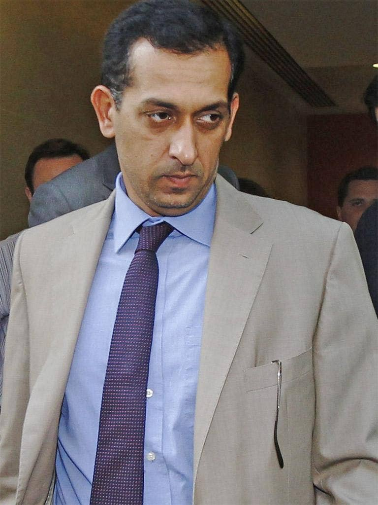 Mahmood al-Zarooni was barred for eight years for steroid abuse