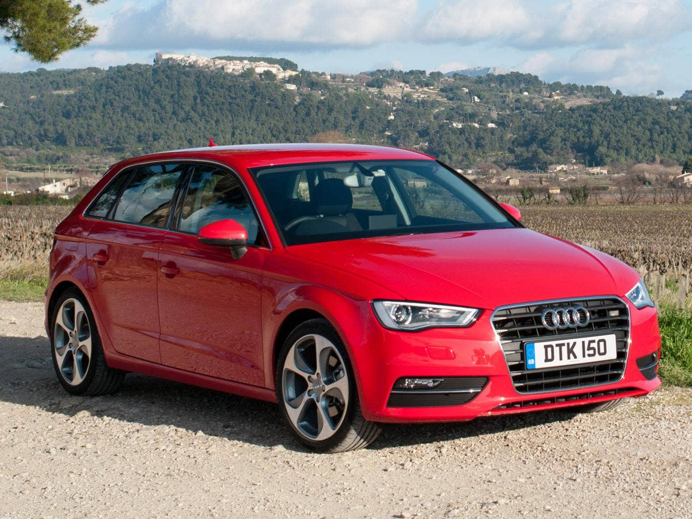 Rapid motorway cruiser: the new Audi A3 Sportback