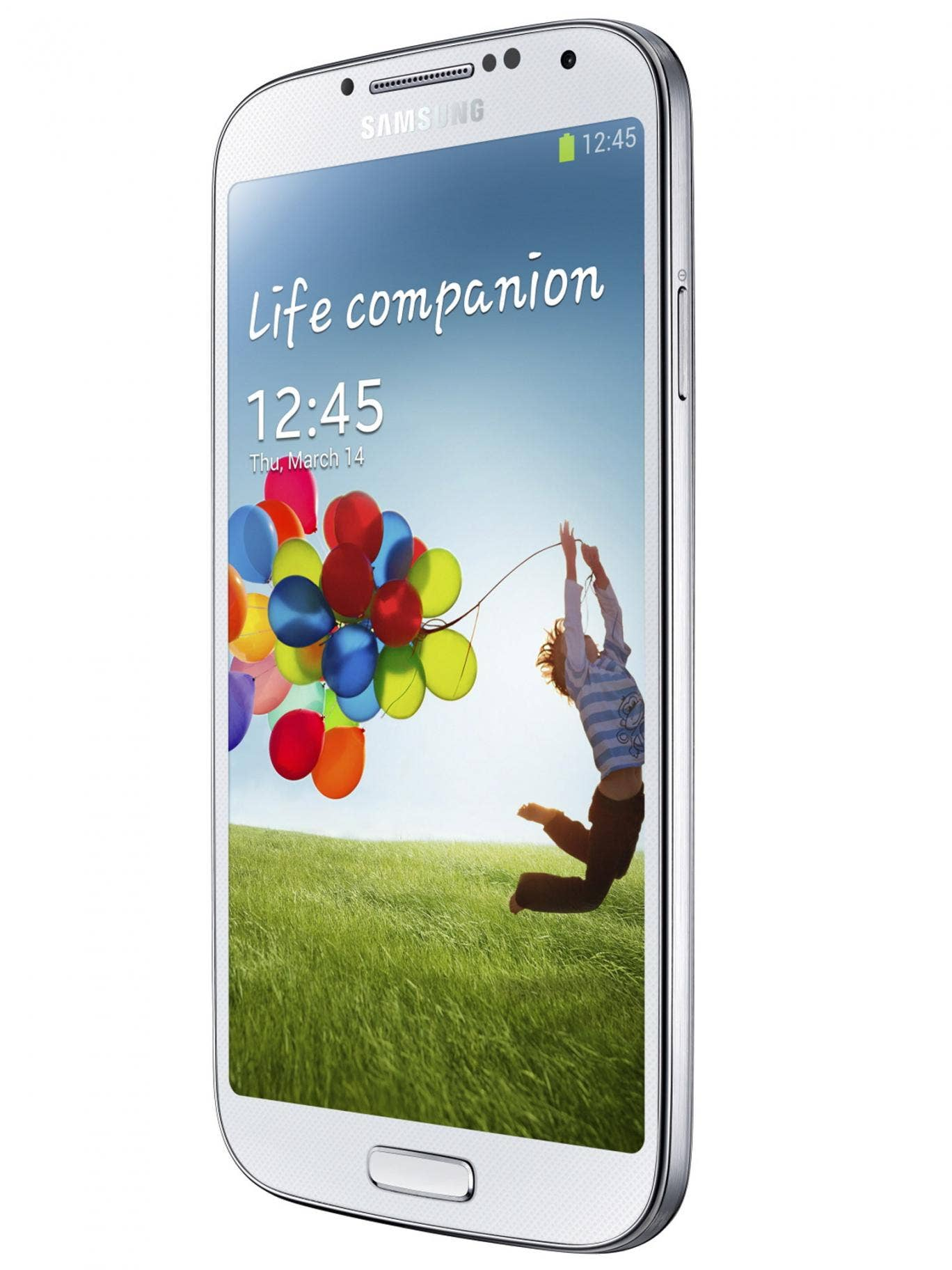 As good as it gets: The Samsung Galaxy S4