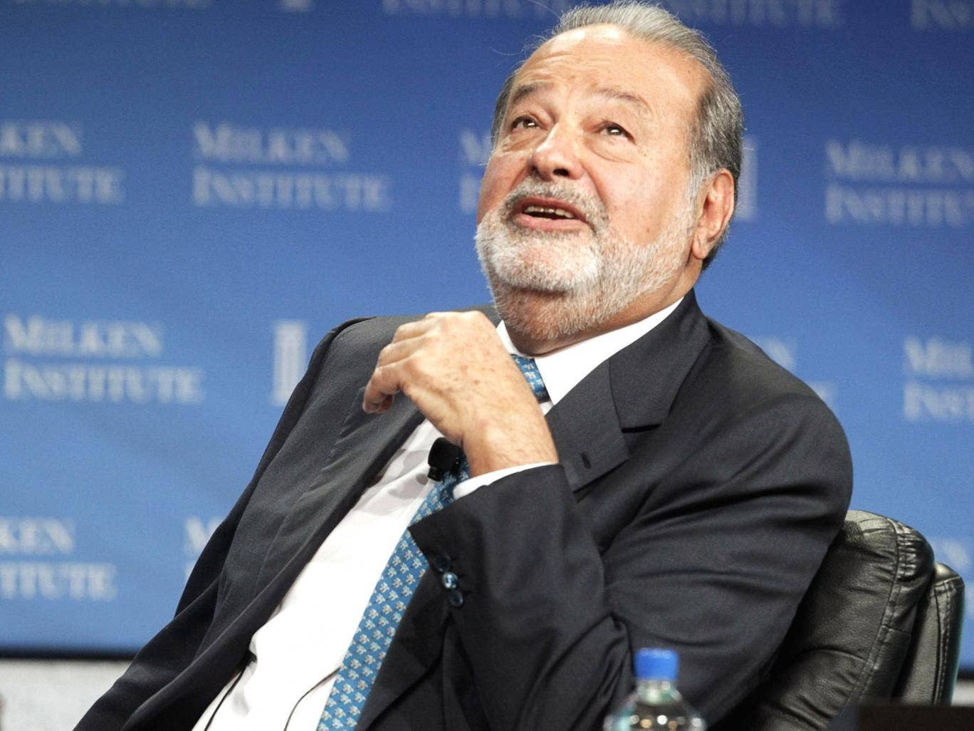 Carlos Slim has built a telecoms and retail empire that spans the US and most of Latin America